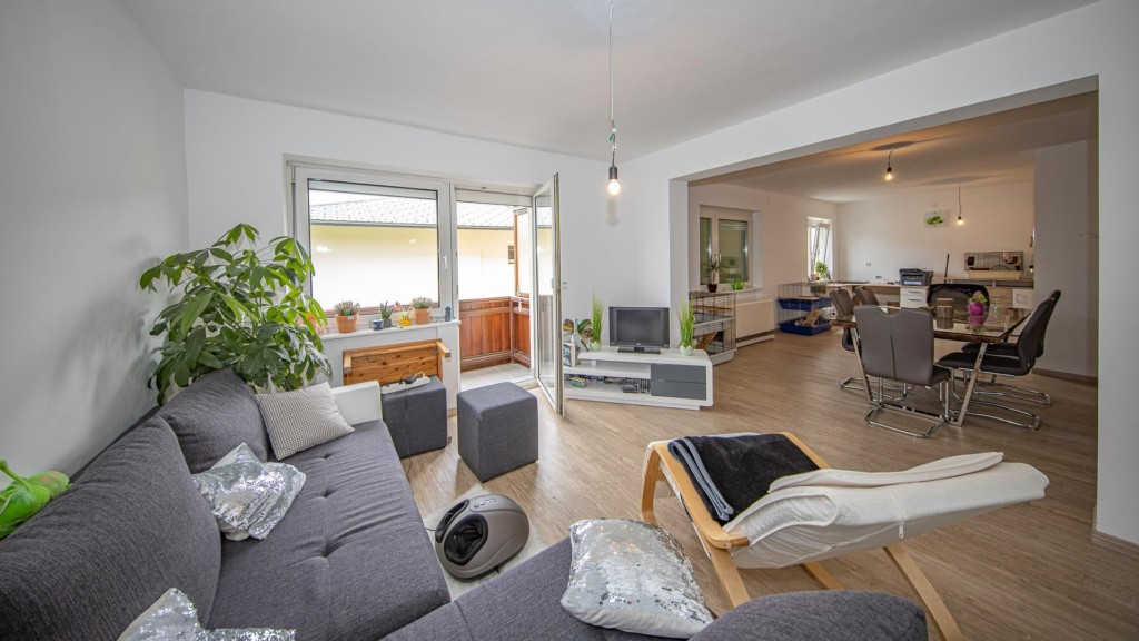 Mietwohnung in ruhiger Ortslage in St. Johann - KITZIMMO Immobilien