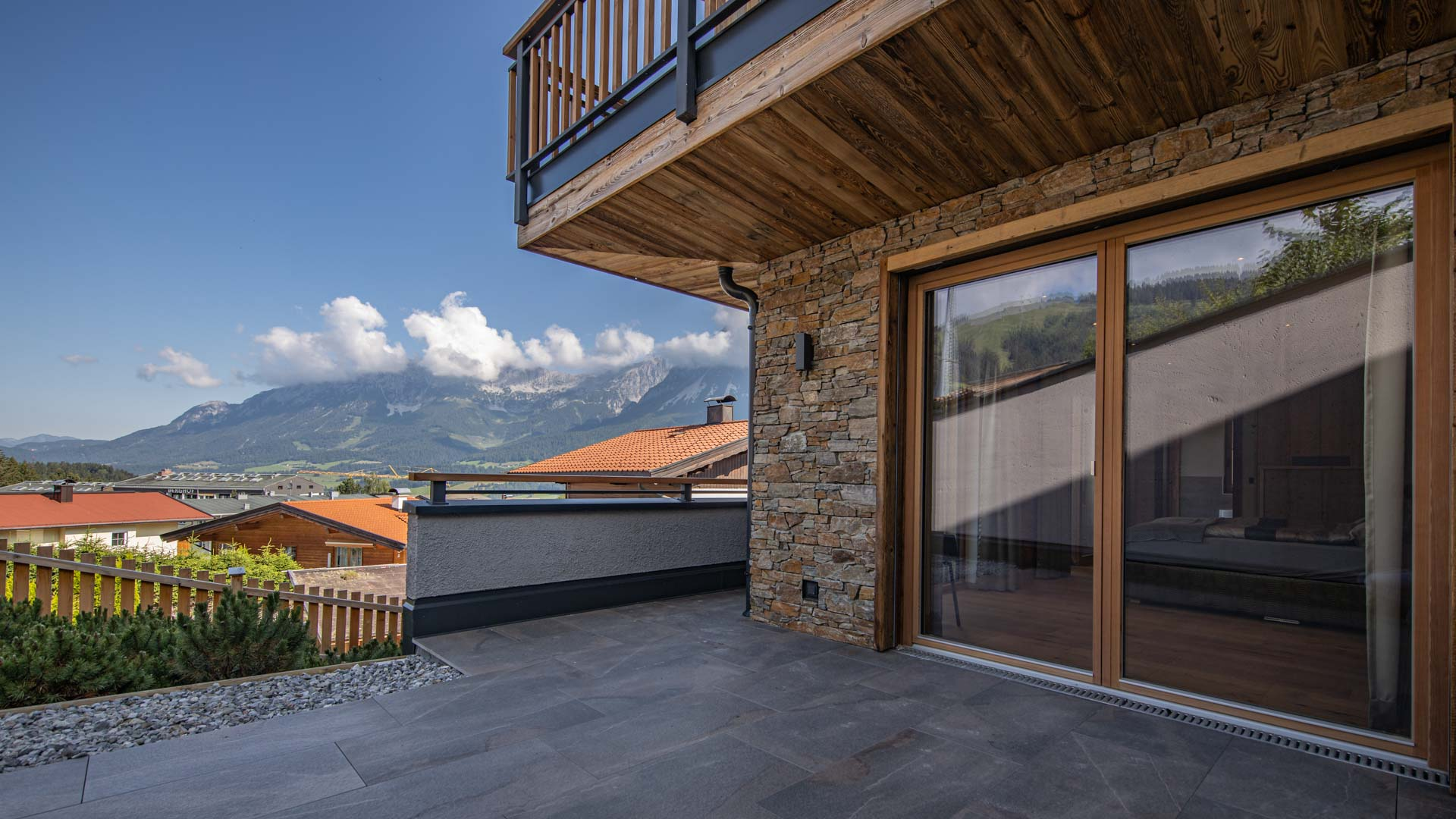 Neubauvilla in Paradelage Ski-In/Ski-Out - Immobilien Ellmau